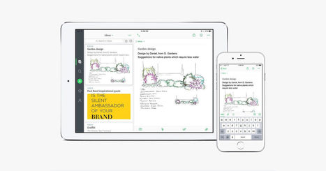 Evernote's New App Is More Than an Update—It's a Reboot | Into the Driver's Seat | Scoop.it