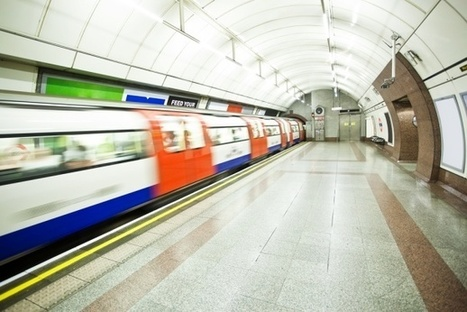 Can cloud help Tube ride out Wi-Fi peaks? | Networking | ZDNet UK | Help to Develop Cloud Marketing | Scoop.it