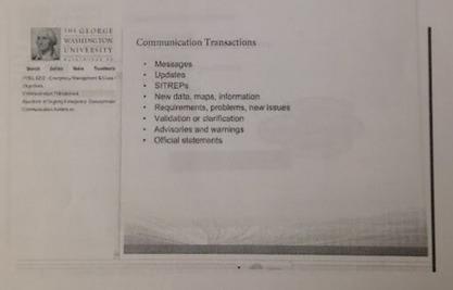 George Washington U alumni sue university over quality of online program | Higher Education Topics & Resources | Scoop.it