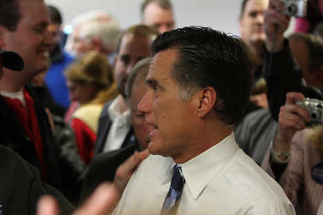 The Romney I Battled Compared Marriage Equality for LGBT People to Slavery | LGBT Times | Scoop.it
