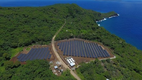 Tesla converts an entire island of American Samoa from 100% diesel to 100% solar energy | Futurable Planet: Answers from a Shifted Paradigm. | Scoop.it