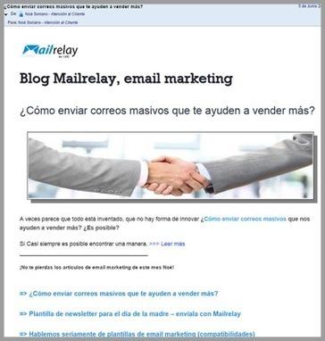 Consejos para que tu e-mail marketing sea efectivo | Asistencia Virtual PR | Scoop.it
