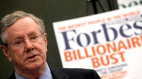 Le magazine Forbes n'est plus américain   Revue des médias   Scoop.it
