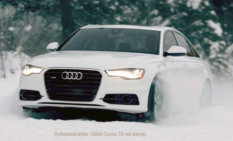 Audi goes all Herman Melville on us to highlight benefits of Quattro | The DATZ Blast | Scoop.it