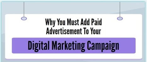 Why You Must Add Paid Advertisement To Your Digital Marketing Campaign   CIM Academy Digital Marketing   Scoop.it