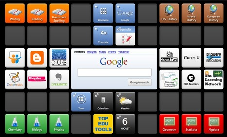 Symbaloo | Access your bookmarks anywhere | Curate the Web and Learn to Live | Scoop.it