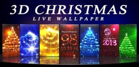3d Christmas Live Wallpaper V204p Paid Apk D