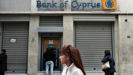 Russian business looks to capitalize on Cyprus bailout — RT Business | Gold and What Moves it. | Scoop.it