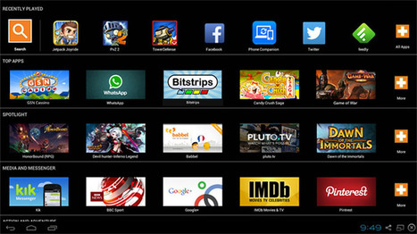 BlueStacks | Play Apps on PC & Mac | 90 Million Android Users and Counting | Apps and Widgets for any use, mostly for education and FREE | Scoop.it