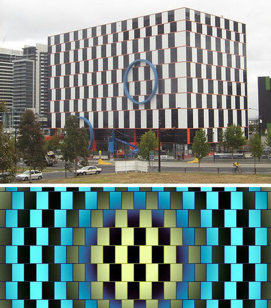 15 Amazing Architectural Optical Illusions - Eye Test Game online   The brain and illusions   Scoop.it