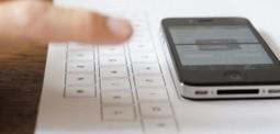 Desarrollan un teclado virtual para smartphones basado en vibraciones | e-learning y moodle | Scoop.it