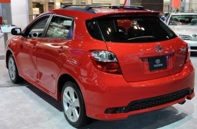 2017 Toyota Matrix Specs News Update And Hot