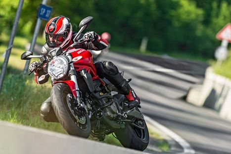 Review of the Ducati Monster 821: Monster is a chip off the old block | Ductalk Ducati News | Scoop.it