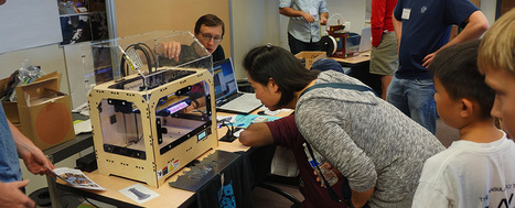 How to Lead Professional Development for Makerspace and STEM Educators | EDL 773 | Scoop.it