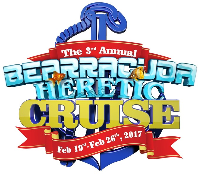 The Bearracuda Heretic Cruise – Feb 19th – Feb 26th, 2017