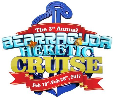 The Bearracuda Heretic Cruise – Feb 19th – Feb 26th, 2017 | LGBT Destinations | Scoop.it