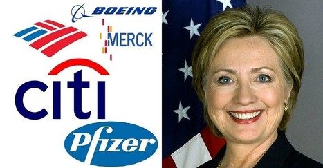 All of the Top 10 Corporate Tax Dodgers Have Donated to Hillary Clinton | Xposing Government Corruption in all it's forms | Scoop.it