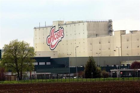 Aoste dégraisse en fermant son usine de Boffres. | Actualité de l'Industrie Agroalimentaire | agro-media.fr | Scoop.it