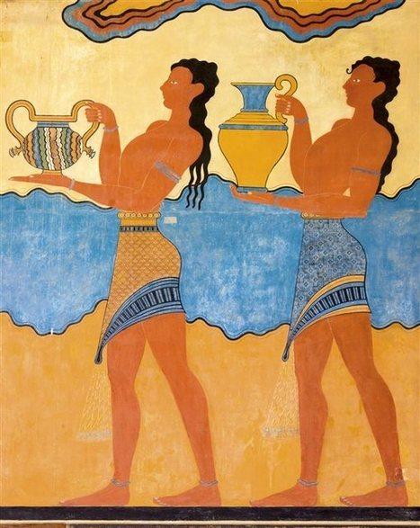 Creta, el descubrimiento de Cnosos · nationalgeographic.com.es · Grandes reportajes | Classical Geek | Scoop.it