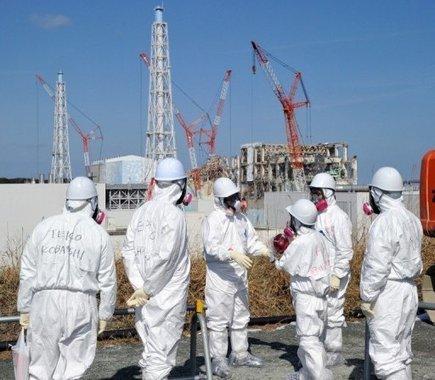 Fuite d'eau radioactive dans le Pacifique à Fukushima | Indigné(e)s de Dunkerque | Scoop.it