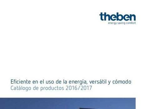 Theben TR 635 top2 Installation And Operating Instructions Manual Theben