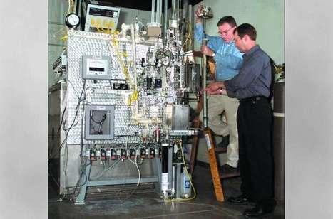 Ceramic matrix composites take flight in LEAP jet engine | Industrial subcontracting | Scoop.it