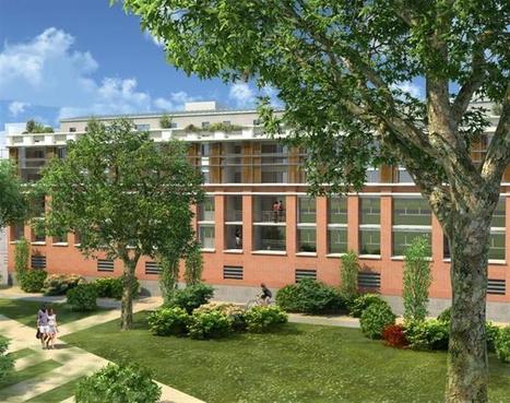 Villa romaine programme immobilier neuf Toulouse | Toulouse : tout pour la maison | Scoop.it
