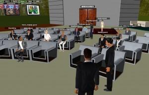 Ten Challenges 3D Virtual Meeting Platforms Face in Corporations? | Web 3D | Scoop.it