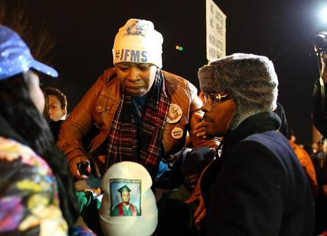 'Profoundly Disappointed': Michael Brown Family Reacts to Lack of Indictment - NBC News | SocialAction2014 | Scoop.it