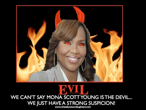 I guess there ain't no Love In HipHop  Mona Scott sued for 50 Million | GetAtMe | Scoop.it