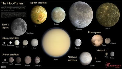 The not-planets - by Emily Lakdawalla | Science, Space, and news from 'out there' | Scoop.it