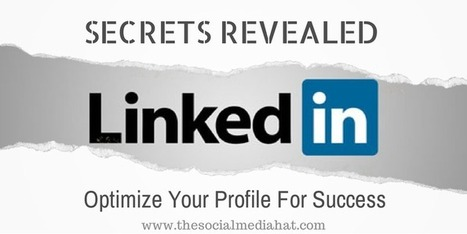 The Ultimate Guide to a Perfect LinkedIn Profile | Compliance | Scoop.it