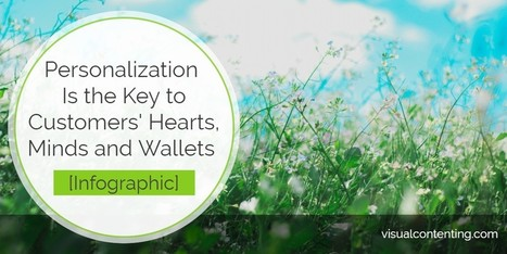 Personalization Is the Key to Customers' Hearts, Minds and Wallets - Visual Contenting   Marketing Automation   Scoop.it