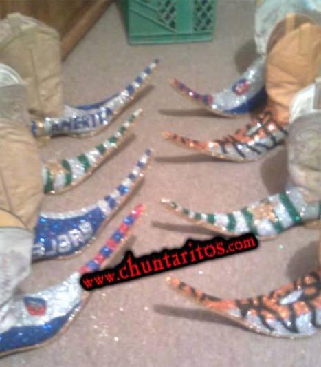Botas | Chuntaritos.com- Aqui quemamos chuntaros! | botas picudas | Scoop.it