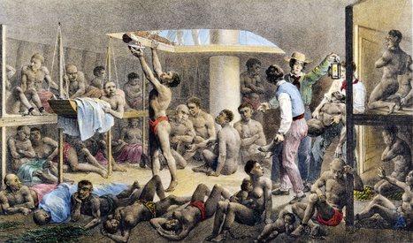 Esclavos, la trata humana a través del atlántico | GEOGRAFIA SOCIAL | Scoop.it