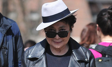 Yoko Ono publie de la poésie en action avec participation | Yoko Ono publishes poetry sequel 50 years after first book | ex-cite | Scoop.it