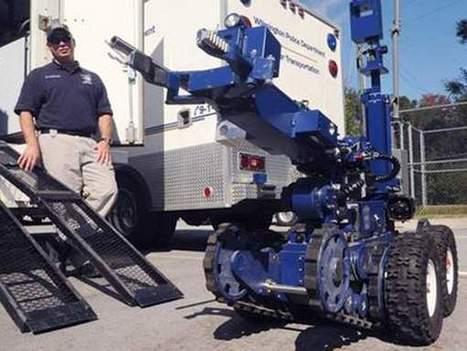 Robot named Sheila part of Wilmington terror defense | Robots and Robotics | Scoop.it