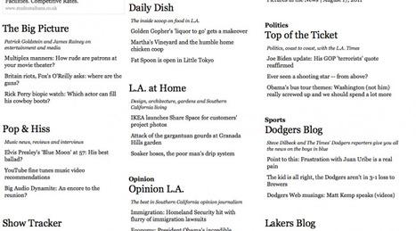 How The LA Times is winning with social media   Digital marketing & social media   Scoop.it