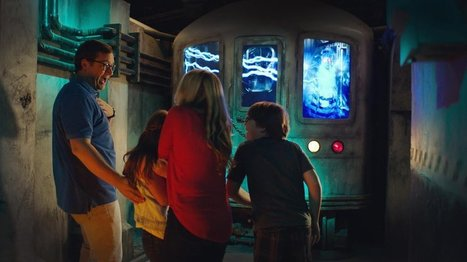 Digital signage calls the Ghostbusters | Museums and emerging technologies | Scoop.it