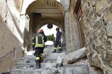 Le 10 Cose da fare e non fare in caso di terremoto | Le Marche un'altra Italia | Scoop.it