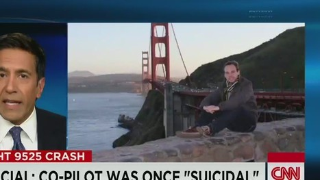 What was Germanwings co-pilot's mental state? | CNN | CALS in the News | Scoop.it