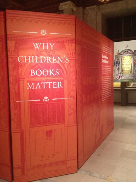 AshleyiSee (nypl: A new and exciting NYPL exhibition,The ABC...) | Picture Books and More | Scoop.it