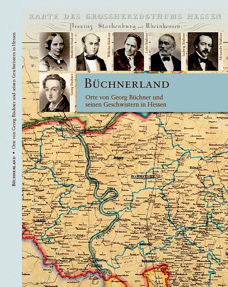 En visite à Darmstadt, sur les traces de(s) Büchner | Le SauteRhin | Merveilles - Marvels | Scoop.it