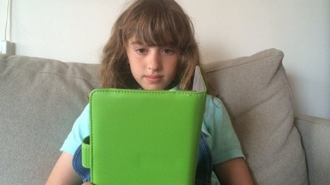 What Types of E-Books Are Best for Young Readers? | EduTech | Scoop.it