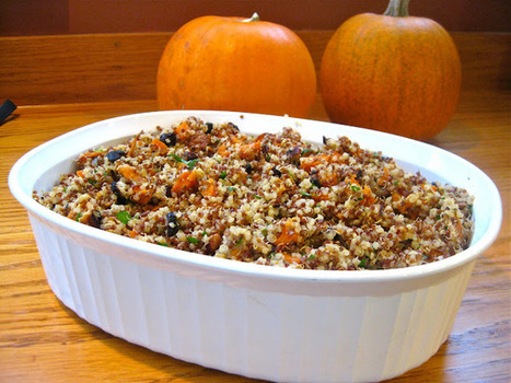 Quinoa Stuffing Recipe | Healthy Recipes and Tips for Healthy Living | Scoop.it