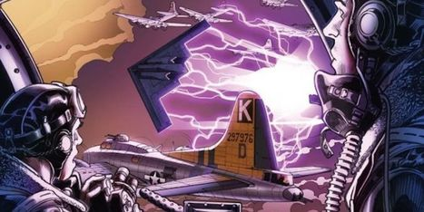 William Gibson on his time-bending trip into comics with IDW's new Archangel miniseries | William Gibson - Interviews & Non-fiction | Scoop.it