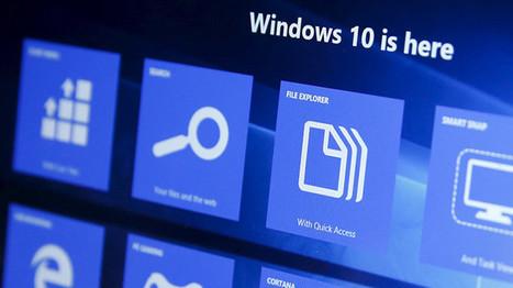 El 'espía' menos esperado: Conoce cómo te invade Windows 10 - RT | Cultura Abierta | Scoop.it