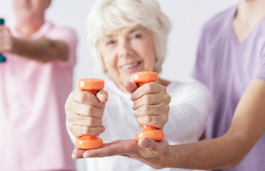 Physical Activity for Older Adults | Nutrition and Diabetes | Scoop.it