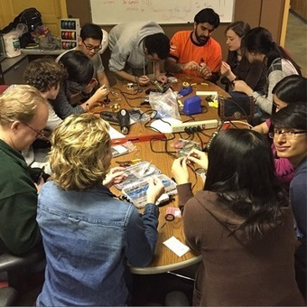 Makerspace - Fab, Print, Code, Build, Craft, MAKE! | Rutgers University - Center for Online & Hybrid Learning and Instructional Technologies | Technology Resources for K-12 Education | Scoop.it