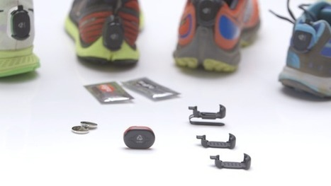 New Wearable Tech wants to help you run better, Smarter and Safer | Digital Cinema - Transmedia | Scoop.it
